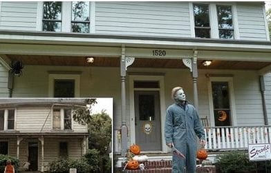 A North Carolina Couple Built & Lives In An EXACT Replica Of The Michael Myers' Home