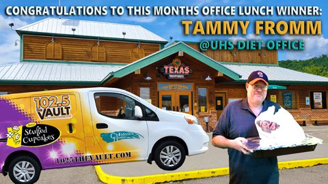 Congrats to Our New Office Lunch Winner!