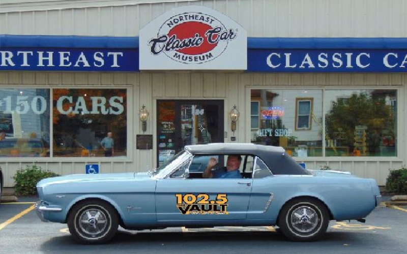 Win passes to the N.E. Car Museum