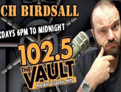 Rich Birdsall 6pm to Midnight!