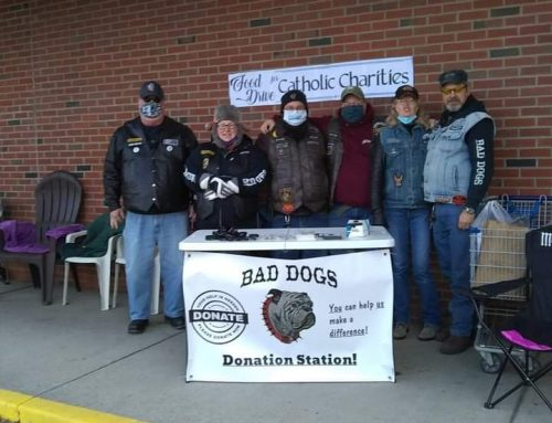 Bad Dogs Food Drive – November 21st