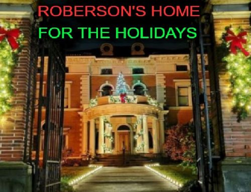Roberson's Home for the Holidays now through January 8