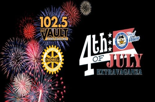 The Town of Union 4th of July Extravaganza!