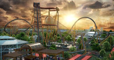 Six Flags in Texas to introduce 'world's steepest drop' rollercoaster