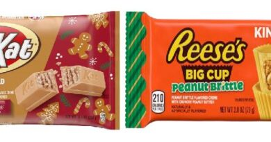 Gingerbread Kit Kats and Reese's Peanut Brittle Are Coming